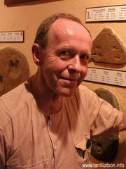 Author photo. www.ianwatson.info