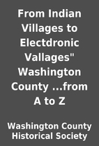 From Indian Villages to Electdronic…