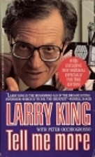 Tell Me More by Larry King