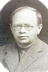 Author photo. Elieser Steinbarg