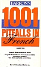1001 Pitfalls in French by James H. Grew