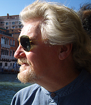 """Author photo. Eric J. Graham, author of """"The Seawolves"""" and """"Clyde Built"""""""