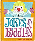 Jokes and Riddles by George L. Carlson