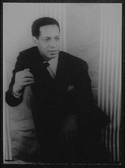 Author photo. William Demby, 1956. Photo by Carl Van Vechten. (Library of Congress Prints and Photographs Division)