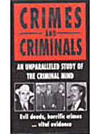Crimes and criminals by Metro Books