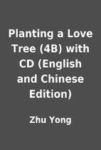 Planting a Love Tree (4B) with CD (English…