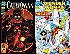 Catwoman / Wonder Woman # 8 by Chuck Dixon