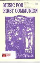 Music for first communion G3766 by Lee…