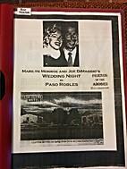 Marilyn Monroe and Joe DiMaggio's Wedding…