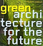 Frontiers of architecture II : green…