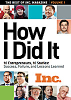 How I Did It (stories of entrepreneurs) by…