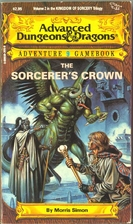 The Sorcerer's Crown by Morris Simon