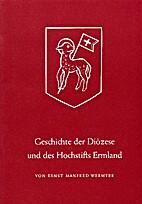 Geschichte der Diözese und des Hochstifts…