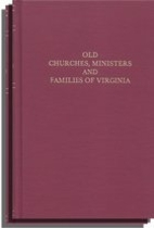 Old churches, ministers, and families of…