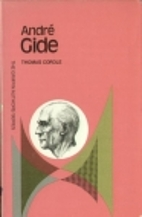 André Gide by Thomas Cordle