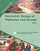 Policy on Geometric Design of Highways and…