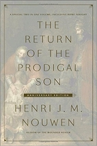 The Return of the Prodigal Son Anniversary…