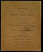 The book of hats and caps by M Elliott