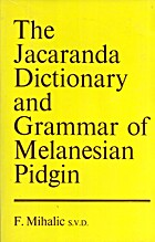 The Jacaranda Dictionary and Grammar of…