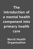 The Introduction of a mental health…