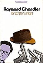 Raymond Chandler by Jerry Speir