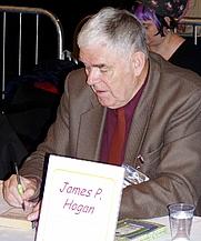 Author photo. Szymon Sokól (Worldcon 2005, Glasgow)
