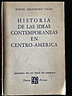 Historia de las Ideas Contemporaneas en…