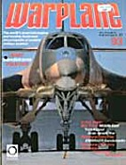Warplane Volume 8 Issue 93 by Stan Morse