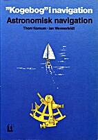 Kogebog i navigation by Ian Wennerfeldt