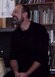 Author photo. Matt Lake at Horrible Saturday 2011