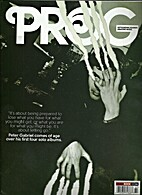 Prog, Issue 60, October 2015 by Jerry Ewing