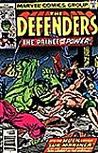 Defenders (1972) #52 by David Kraft