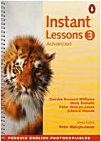 INSTANT LESSONS 3 Advanced (photocopiable)