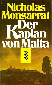 Der Kaplan von Malta. by Nicholas Monsarrat