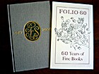 Folio 60: A Bibliography of The Folio…
