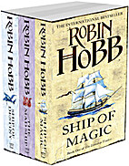 Liveship Traders Trilogy by Robin Hobb