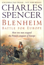 Blenheim: Battle for Europe by Charles…