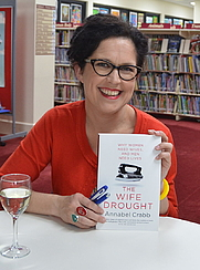 Author photo. Author Event October 2014
