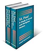 Adolf Deissmann New Testament Studies…