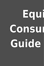 Equine Consumer's Guide 2012
