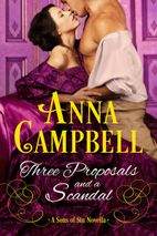 Three Proposals and a Scandal by Anna…