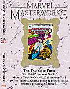 Marvel Masterworks The Fantastic Four Vol 16…