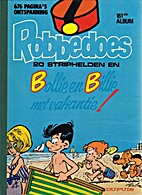 Robbedoes 161ste album by André Franquin