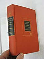 Selected Poetry of Robert Browning by Robert…