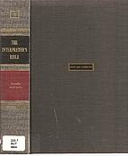 The Interpreter's Bible, Vol. 10:…