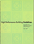High Performance Building Guidelines by…