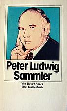 Peter Ludwig, Sammler by Reiner Speck