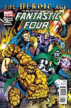 Fantastic Four [1961] #582 by Jonathan…
