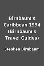 Birnbaum's Caribbean 1994…