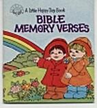 Bible Memory Verses by illustrator Virginia…
